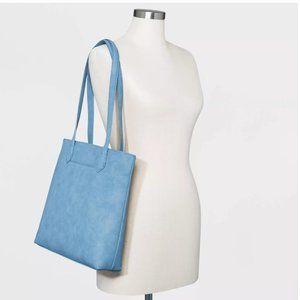 Universal Thread Magnetic Closure Tote Handbag
